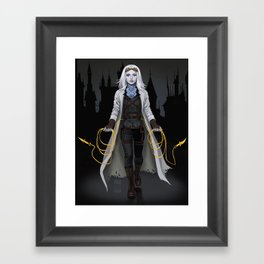 Arianna Framed Art Print