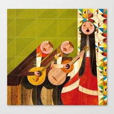 Ai Mouraria Canvas Print