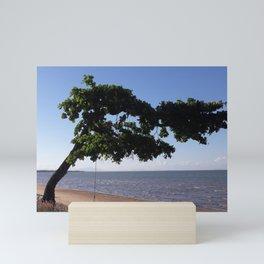 At the Beach - Cardwell, Australia Mini Art Print