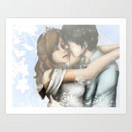 Marry You Art Print