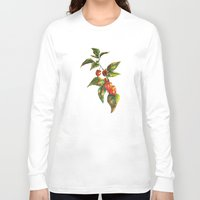 lantern Long Sleeve T-shirts featuring Lantern by Chloe Frederik