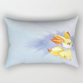 Fennekin Rectangular Pillow