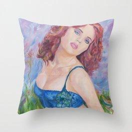 Franchesca Throw Pillow