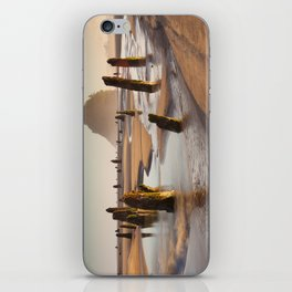 The Ghost Forest iPhone Skin