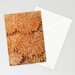 Italian Pizzelles Stationery Cards