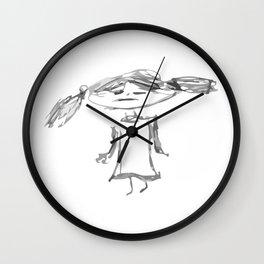 Ezmarelda Wall Clock