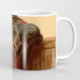 Tattooed Samurai Coffee Mug