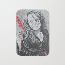 intoxicating blade Bath Mat