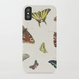 Ensemble de papillons  {II/II} iPhone Case