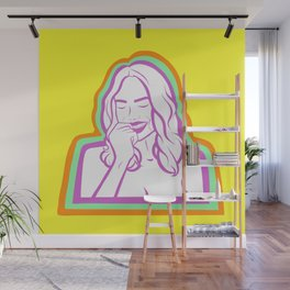 Joie 18 Wall Mural