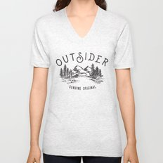 Outsider Unisex V-Neck