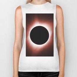 Solar Eclipse August 21, 2017 Biker Tank