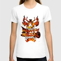 heavy metal T-shirts featuring Heavy Metal by Lindsay Spillsbury