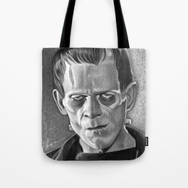 Feed Your Inner Frankenstein Tote Bag