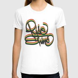 Rise&Shine:Rasta T-shirt