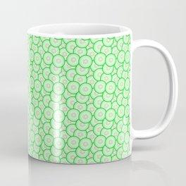 Cucumber patterned Coffee Mug