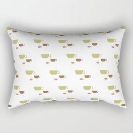 CUP PATTERN Rectangular Pillow