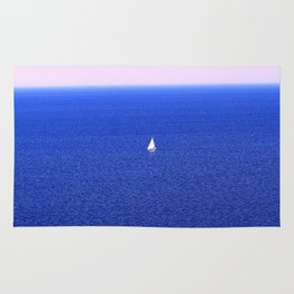 Tobermory Sailboat Rug