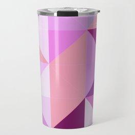 Apex geometric III Travel Mug