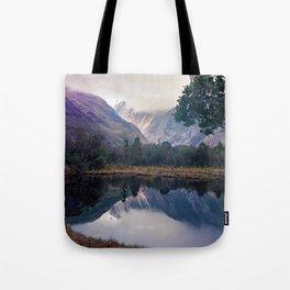 Mirror Lakes Tote Bag