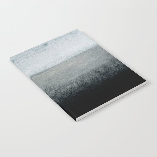 shades of grey Notebook