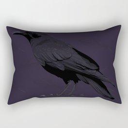 Ronald Corvus Rectangular Pillow