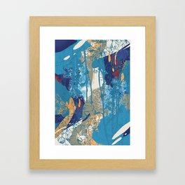 Flowers 01 Framed Art Print