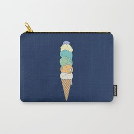 Melting 2 Carry-All Pouch