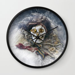 The Beauty of the Long-Dead Wall Clock