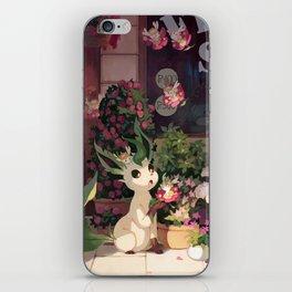 Leafeon iPhone Skin