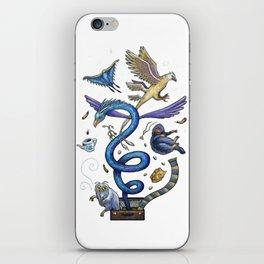 Fantastic suitcase iPhone Skin