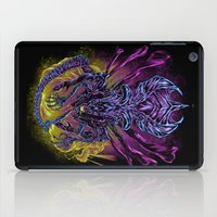spawn iPad Cases featuring LONG LIVE THE QUEEN (color) by BeastWreck
