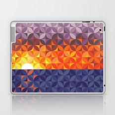 Kaleidoscope Sunset Laptop & iPad Skin
