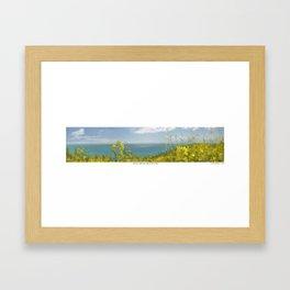 View from Mint Street Framed Art Print