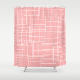 Off The Grid 01 Shower Curtain
