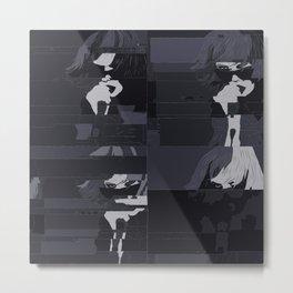 Alice Glass / Crystal Castles Metal Print