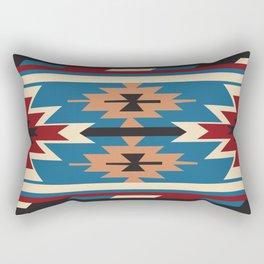 American Native Pattern No. 76 Rectangular Pillow