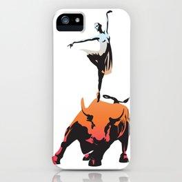 bullerina iPhone Case
