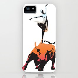 bullerina iPhone Case