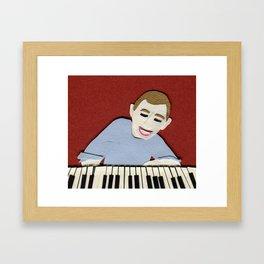 Jeremy Framed Art Print