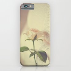 Make time to smell the roses iPhone 6s Slim Case