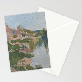 Les Andelys Stationery Cards