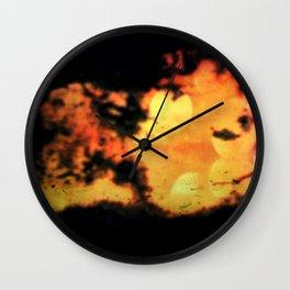 XZ3 Wall Clock