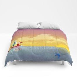 Pixelized : Wind Waker  Comforters
