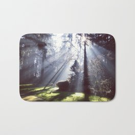 Sun Beams Bath Mat