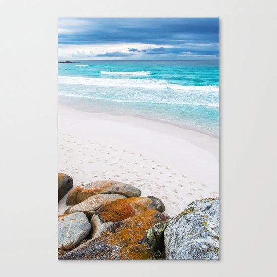 Bay of Fires, Tasmania Canvas Print
