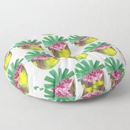 Bali Bowl - Fresh Green Floor Pillow