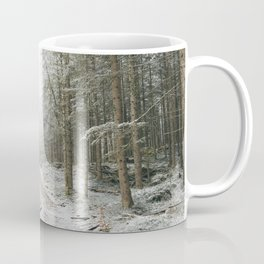 For now I am Winter - Landscape photography Coffee Mug