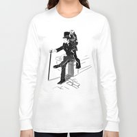 victorian Long Sleeve T-shirts featuring Victorian by Cassandra Jean