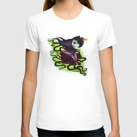 maleficent T-shirts featuring Maleficent by Katie Simpson a.k.a. Redhead-K